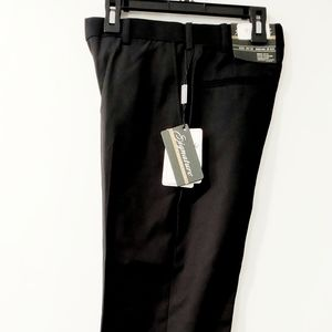 NWT Dress Pants by Signature Size 61 Black